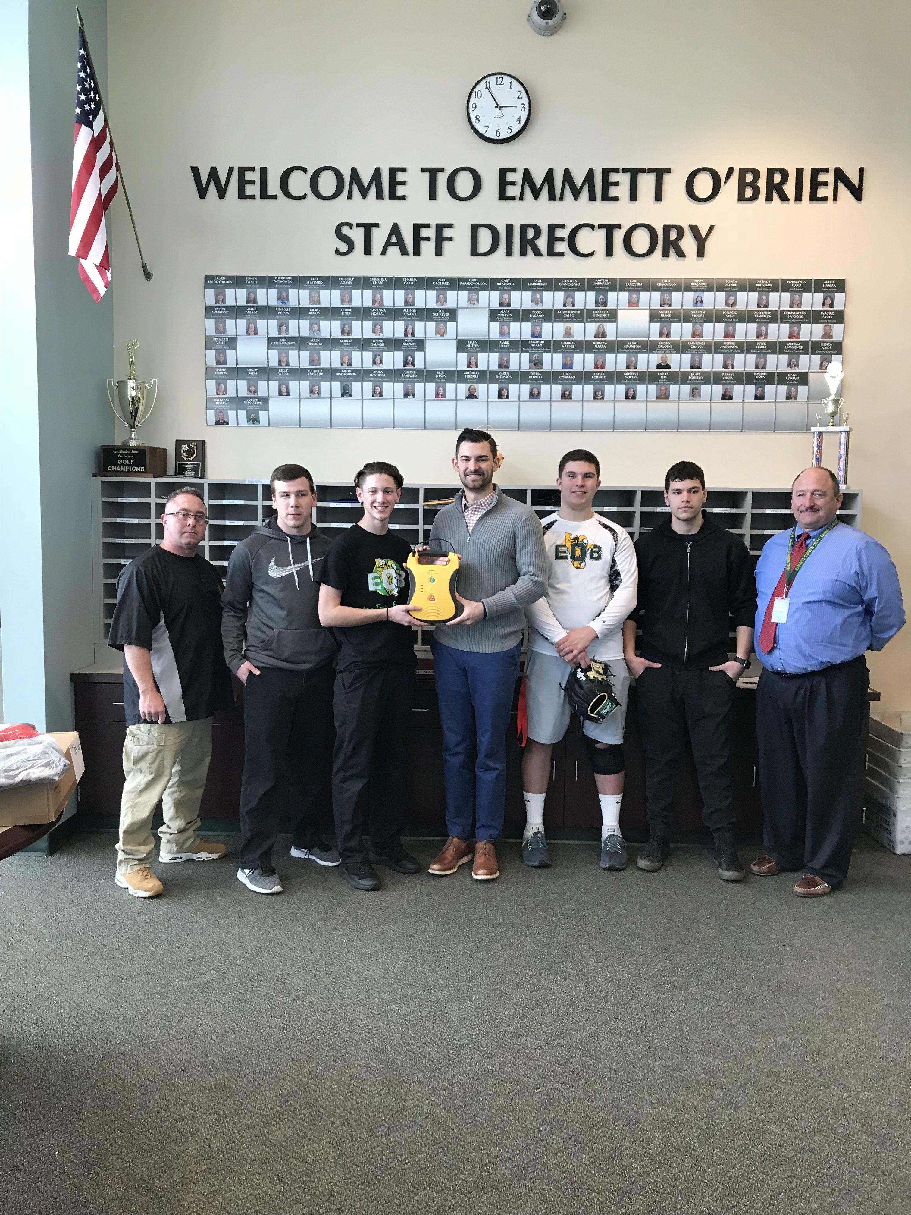 Emmett O Brien Tech